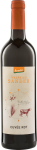 Cuvée Rot SANDER  Demter QbA 2015/2016 Biowein