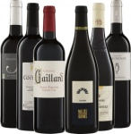 Französiches Rotweinpaket