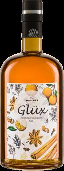 Glüx Punch mit Gin Bio Walcher Glühgin Südtirol