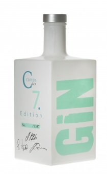 Clouds Bio Gin Limited Edition Nr. 7 Bio