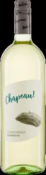 CHAPEAU! Chardonnay Frankreich 2017 1l Biowein