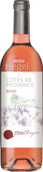 Coteaux d'Aix-en-Provence Rosé EDITION D' Origine AOP 2020 Biowein