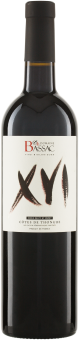 XVI Rouge IGP 2016 Domaine Bassac Biowein