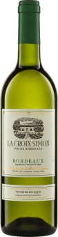 La Croix Simon Bordeaux Blanc AOC 2018 Biowein