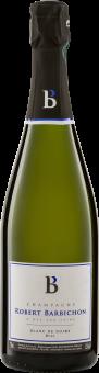 Champagne Brut 'Blanc de Noirs' Robert Barbichon Biosekt