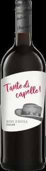 Tanto di capello Nero d'Avola Italien 2017 1l Biowein