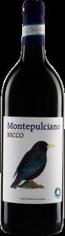 Montepulciano BECCO DOC 1lBiowein