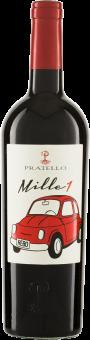 Mille 1 Rosso 2018 Pratello Biowein