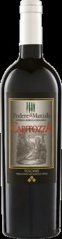 CAPITOZZA Rosso Toscana IGT 2013 Marcialla Biowein