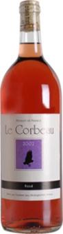Le Corbeau Rosé VdPays 1l Biowein