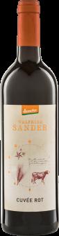 Cuvée Rot SANDER  Demeter QbA 2018 Biowein