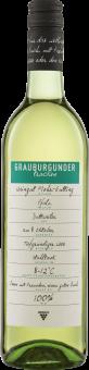 Grauburgunder Pfalz ECOVIN QW 2018 Mohr-Gutting