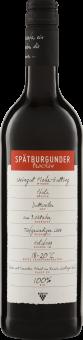 Spätburgunder Pfalz ECOVIN QW 2018 Mohr-Gutting Biowein