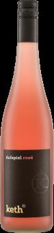 Cuvée Aufspiel Rosé QW 2018 Keth Biowein