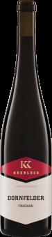 Dornfelder mild QW 2015 Knobloch Biowein