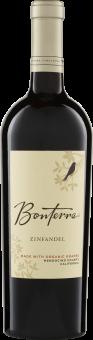 Zinfandel Mendocino Bonterra 2015 Biowein