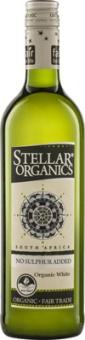 Organic White 2017 Stellar Organics ohne SO2-Zusatz Biowein