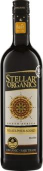 Merlot Stellar Organics ohne SO2-Zusatz Biowein