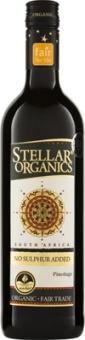 Pinotage 2014/2015 Stellar Organics ohne SO2-Zusatz Biowein