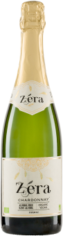 Zera Chardonnay Effervescent alkoholfrei Pierre Chavin Bio