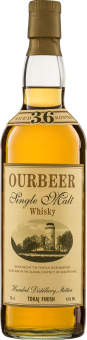 OURBEER Single Malt Bio Whisky