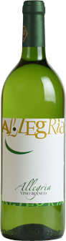 ALLEGRIA Bianco 1l Biowein