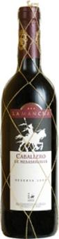 'Caballero de Mesasrrubias' Reserva DO 2011 Irjimpa Biowein