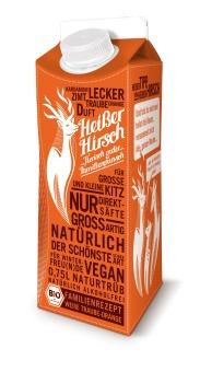 Heisser Hirsch - Punsch Weiß Traube - Orange Bio
