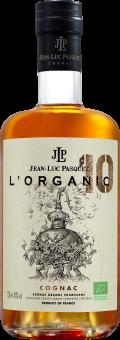 Pasquet Cognac L'Organic 10 Grande Champagne Bio